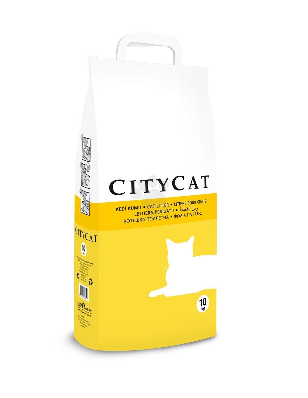 סיטי קט CITY CAT  10 קילוגרם