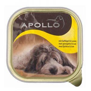 אפולו APOLLO  עם עופות וכבש 300 גרם