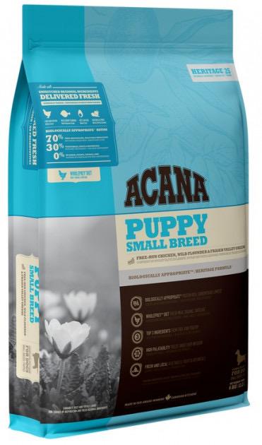 אקאנה  ACANA  פאפי  6 קילוגרם