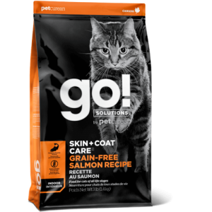 גוו GO חתולים סלמון 3.7 קילוגרם
