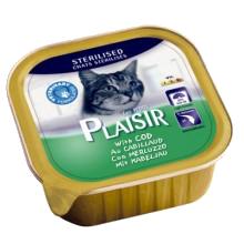 PLAISIR  מעדן עם בקלה 100 גרם