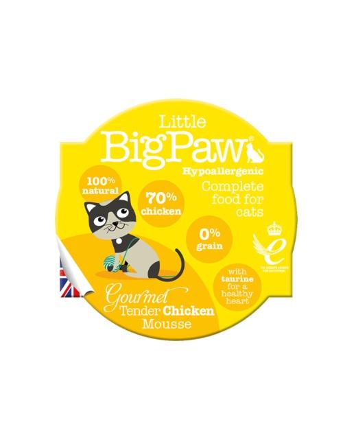 BIGPAW מעדן ביגפאו עוף 85 גרם