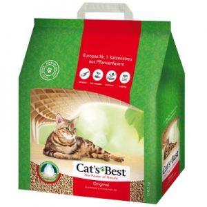 קט בסט CAT'S BEST מתגבש 4.3 קילוגרם