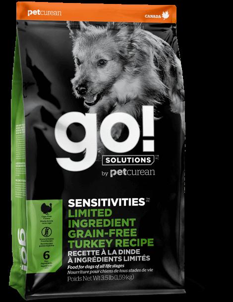גוו GO כלבים הודו 1.6 קילוגרם