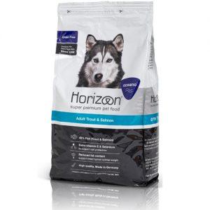 הורייזון HORIZON  סלמון ופורל 2 קילוגרם