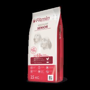 FITMIN פיטמין סניור מדיום 3 קילוגרם