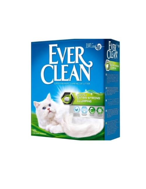 אברקלין EVER CLEAN אקסטרה סטרונג קלפינג ירוק 10 ליטר