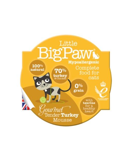 BIGPAW מעדן ביגפאו הודו 85 גרם