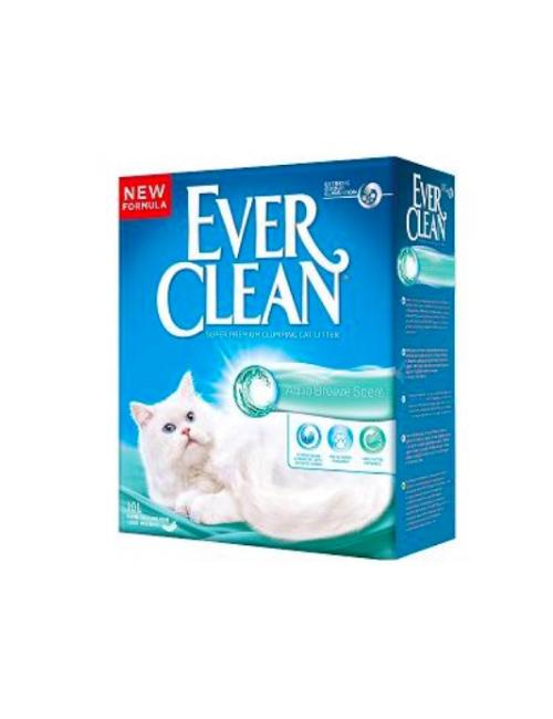 אברקלין EVER CLEAN תורכיז ללא בישום 10 ליטר