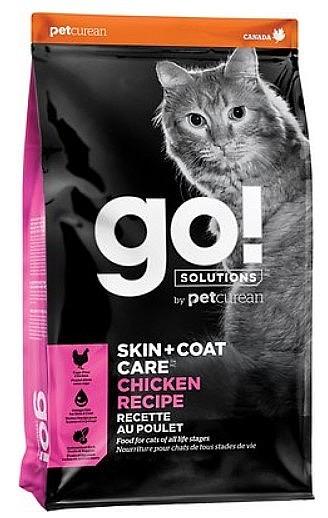 גוו GO חתולים עוף 3.7 קילוגרם