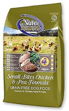 NUTRI SOURCE גרין פרי – עוף 2.2 קילוגרם