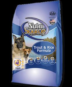 NUTRI SOURCE – פורל 13.6 קילוגרם