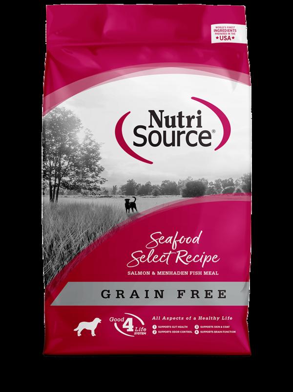 NUTRI SOURCE – בוגר סלומון 2.2 קילוגרם