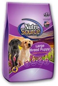 NUTRI SOURCE – גור גזע גדול 13.6 קילוגרם