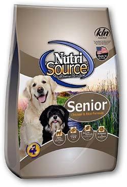 NUTRI SOURCE – סניור עוף 2.2 קילוגרם