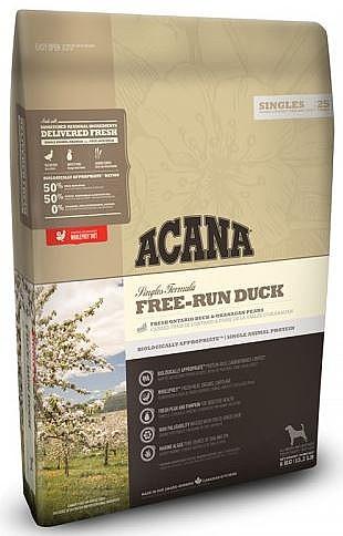 אקאנה ACANA ברווז 11.4 קילוגרם