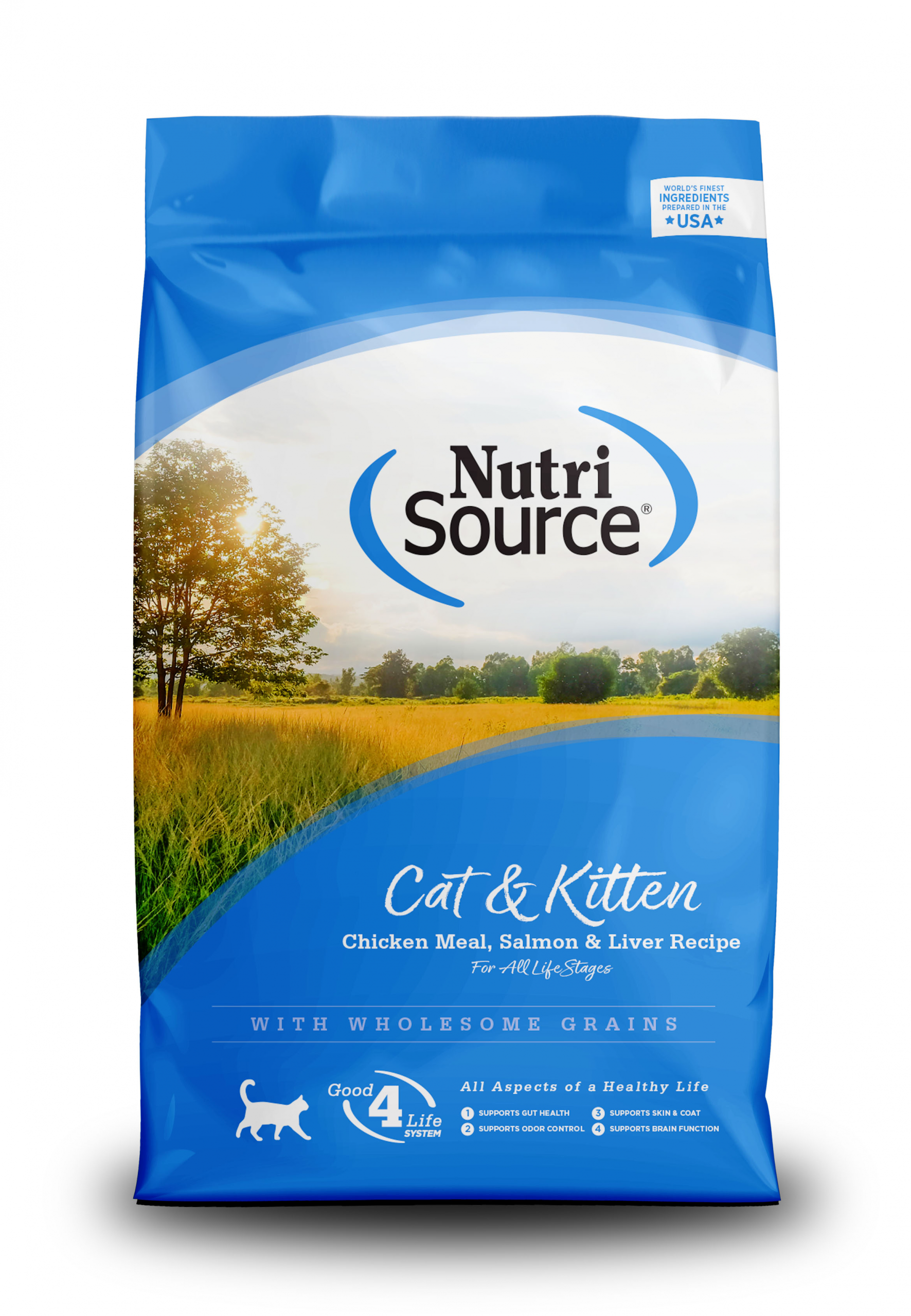 NUTRI SOURCE – עוף CAT & KITTEN 7.25 קילוגרם (העתק)