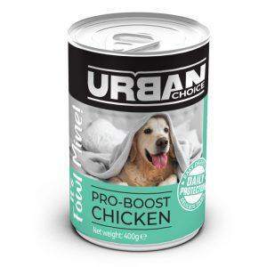 URBAN CHOICE  מעדן עוף 400 גרם