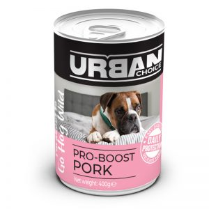 URBAN CHOICE  מעדן חזיר 400 גרם