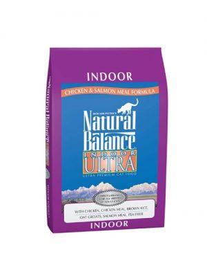 NATURAL BALANCE עוף וסלמון 2.72 קילוגרם