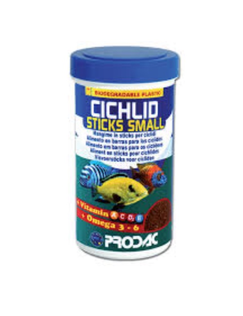 PRODAC מזון לציקלידים במבה -לדגים קטנים ובינוניים 90 גרם