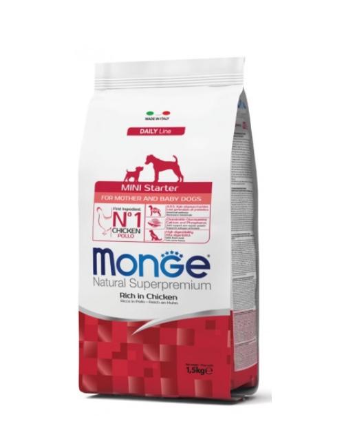 MONGE מונג'  מיני סטרטר 1.5 קילוגרם