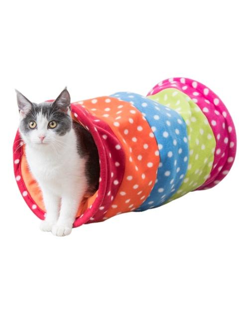 TRIXIE מנהה צבעונית לחתול 50 *25